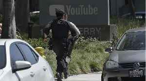 News video: Shooting Reported At YouTube's San Bruno Headquarters