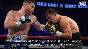 News video: Canelo Alvarez withdraws from rematch with Gennady Golovkin