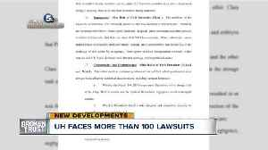 News video: University Hospitals facing more than 100 lawsuits after fertility clinic malfunction