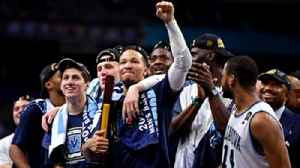 News video: Nick Wright reveals how Villanova was able to dominate the 2018 NCAA Men's Basketball tournament