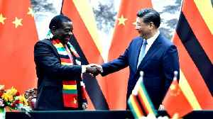 News video: Zimbabwe seeks to boost investments in China
