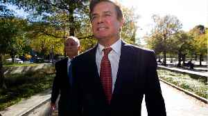 News video: Mueller OK'd to Probe Manafort For Campaign Collusion With Russians