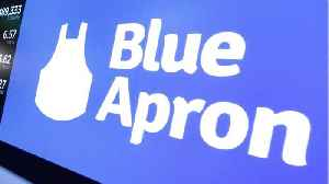 News video: Blue Apron Shares Drop To A New Low