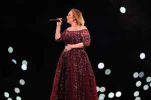 News video: Adele Got Ordained and Officiated her Friend's Same-Sex Wedding