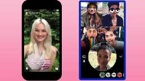 News video: Snapchat Announces Group Video Chat & Other COOL New Features