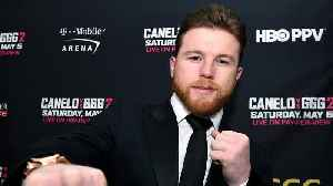 News video: Canelo Alvarez-Gennady Golovkin Rematch Canceled