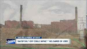 News video: NRG water shutoff could impact thousands of wny jobs