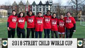News video: Team USA Looking For Funding For The Street Child World Cup