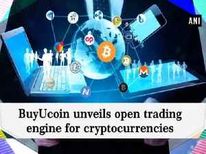 News video: BuyUcoin unveils open trading engine for cryptocurrencies