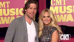 News video: Carrie Underwood's Husband Mike Fisher Walks Out On Her 35th Birthday Amid Pregnancy Issues