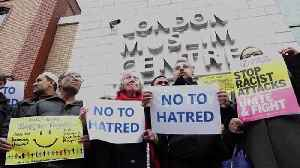News video: East London community shows unity against 'Punish a Muslim' letter