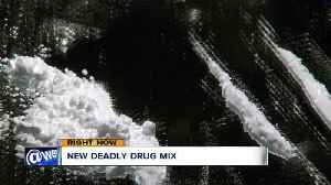 News video: New deadly drug mix hits Northeast Ohio, overdose deaths increase