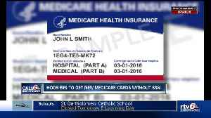 News video: Hoosiers will receive new Medicare cards without social security numbers on them