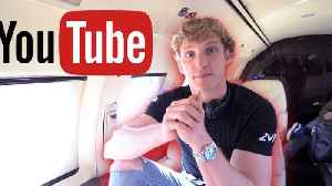 News video: Logan Paul, Catherine Paiz Among Vloggers Praying for YouTube Shooting Victims