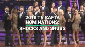 News video: The Shocks And Snubs From The 2018 TV Bafta Nominations