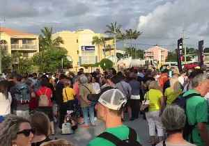 News video: Bus Issues Leave Thousands Waiting Ahead of Commonwealth Games in Queensland