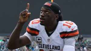 News video: BREAKING NEWS: Skip and Shannon react to Robert Griffin III signing a 1-yr deal with the Baltimore Ravens