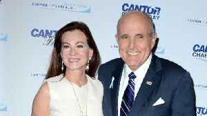 News video: Rudy Giuliani's Wife Judith Files for Divorce