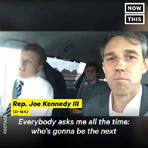 News video: Joe Kennedy III and Beto O'Rourke Go on the Best Road Trip Ever