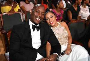 News video: Tyrese Gibson and Wife Expecting Baby Girl