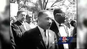 News video: Massachusetts honors Dr. Martin Luther King Jr. on 50th anniversary of assassination