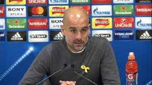 News video: Guardiola still believes despite Man City's Anfield mauling