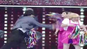 News video: Sunil Grover Insult Ali Asgar in front of the Audience at Jio Dhan Dahana Dhan Show