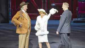 News video: Veteran British singer Lulu returns to the West End after 30 years