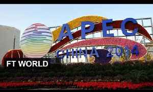 News video: Beijing cuts air pollution for Apec summit | FT World