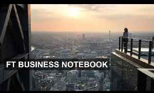 News video: London's gender inequality at the top | FT Business Notebook
