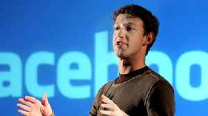 News video: Mark Zuckerberg says data firm accessed 87 million Facebook users' data