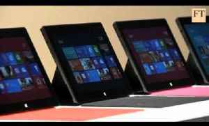 News video: Microsoft tablet exceeds expectations