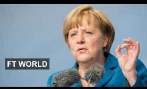 News video: German election: Merkel's cliffhanger