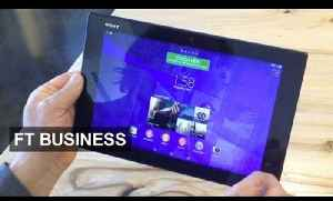 News video: A tablet on a diet