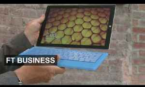 News video: Microsoft Surface Pro 3 review | FT Business