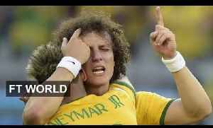 News video: World Cup fails to mask Brazil woes