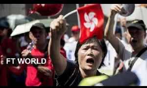 News video: Battle for the democratic soul of Hong Kong