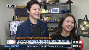 News video: Olympic medalists in Fort Myers to perform in Stars On Ice