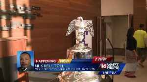 News video: Bell ringing ceremony remembers MLK