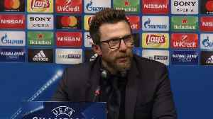 News video: Roma boss blames referee for