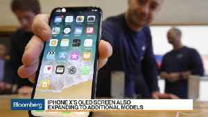 News video: Apple Said to Work on Touchless Control iPhone Screen