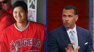 News video: Alex Rodriguez: Shohei Ohtani is 'making the league look like high school'