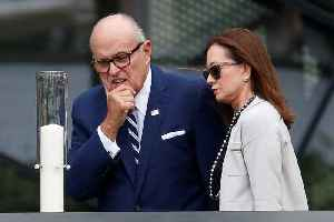 News video: Rudy Giuliani's wife Judith files for divorce after 15 years of marriage