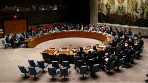 News video: Russia Calls UN Security Council Over Poisoning Doubts