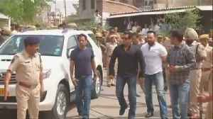 Star falls as Bollywood's Salman Khan gets five years for killing endangered species [Video]