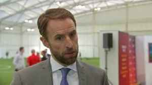News video: Southgate focused on opponent intel