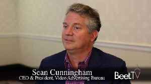 News video: 'Digital Disruptors' Turn To TV Ads For Growth: VAB's Cunningham