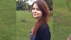 News video: Daughter of poisoned Russian spy speaks out after UK attack