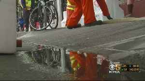 News video: First Sprinkles Arrive As Bay Area Prepares For Incoming Storm