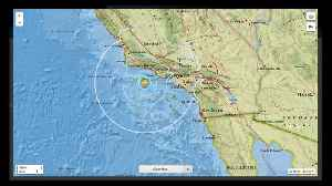 News video: 5.3 Earthquake Hits Off Southern California, Shaking Felt in Los Angeles